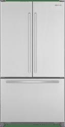 Jenn Air Vs Ge Cafe Cabinet Depth French Door Refrigerators Reviews Ratings