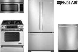 Jenn-Air vs Viking D3 Appliance Packages (Reviews/Ratings)