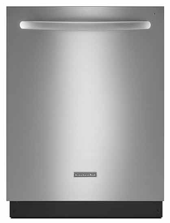 kitchenaid dishwasher KUDE40FXSS