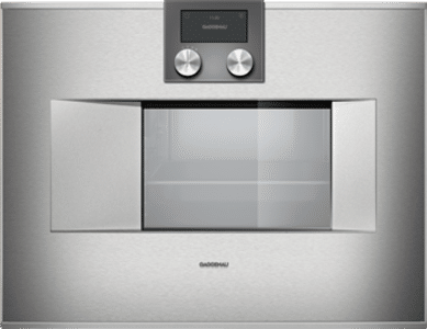 Gaggenau vs. Bosch Benchmark Steam Ovens (Reviews/Ratings/Prices)