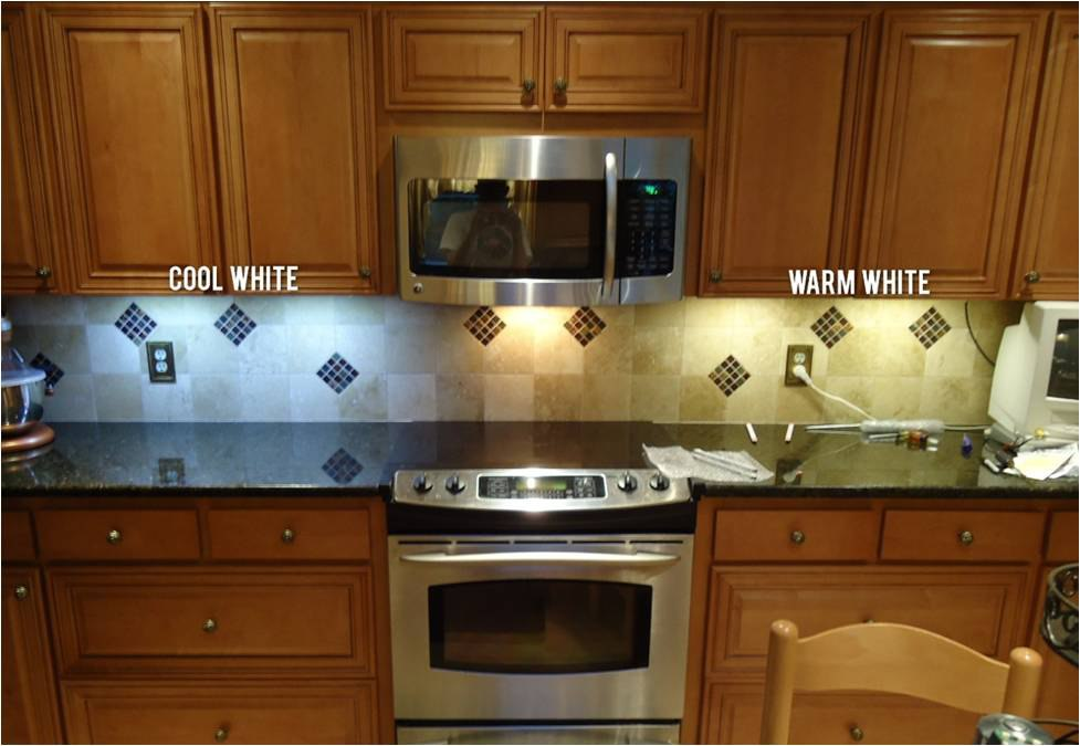 What Color Temperature Led Good For Kitchen