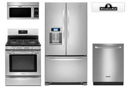 Kitchenaid Vs Bosch Stainless Appliance Packages Reviews