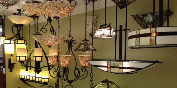 Hubbardton Forge vs Quoizel Wrought Iron Lighting (