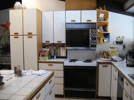 Kitchen Appliances Before And After