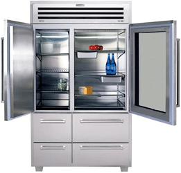thermador 48 refrigerator. subzero pro 48 refrigerator thermador h