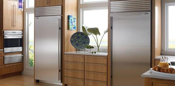Sub Zero Built In Vs Integrated Refrigerators Reviews