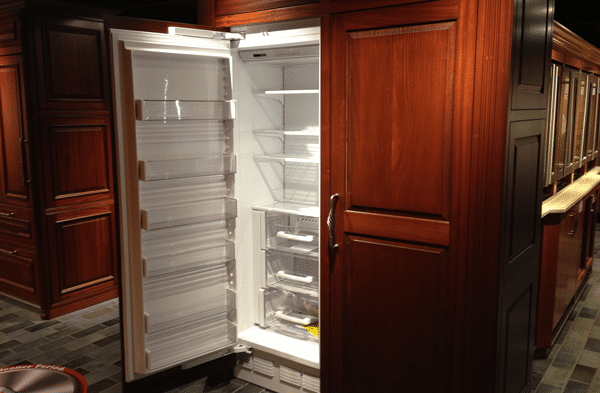 Sub Zero Vs Miele Integrated Refrigerator Columns Which
