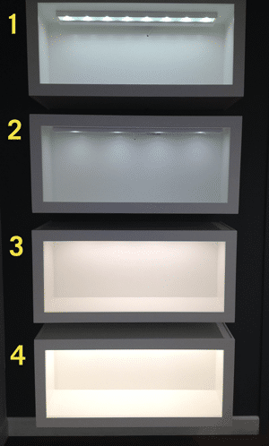 Under cabinet lighting led vs xenon which is better aloadofball Images