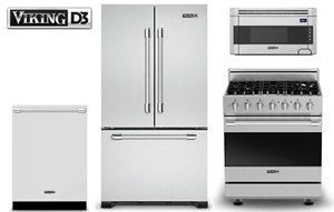 Viking D3 vs GE Cafe Appliance Packages in Boston: Reviews/Ratings