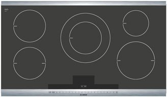 bosch vs frigidaire induction cooktops reviews ratings prices. Black Bedroom Furniture Sets. Home Design Ideas