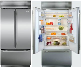 Thermador Counter Depth Refrigerator