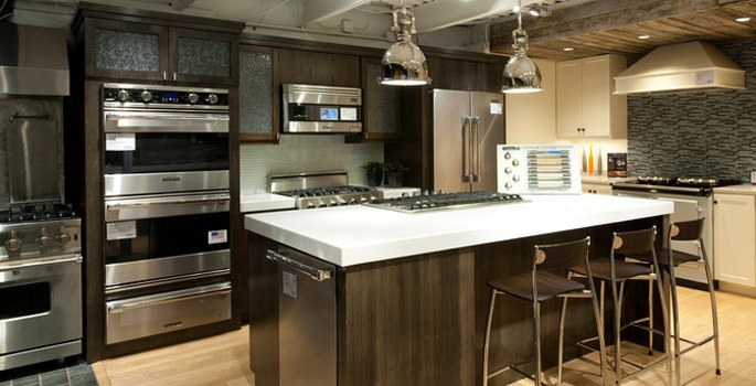 Image Result For Kitchen Island Stove