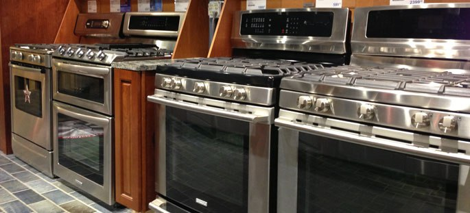 24 convection double oven inch