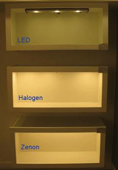 Halogen Vs Led Kitchen Lighting