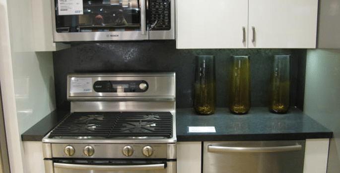 led tape under cabinet lighting display on. Black Bedroom Furniture Sets. Home Design Ideas