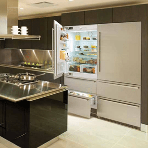 The 5 most serviced least reliable appliance brands for German appliance brands