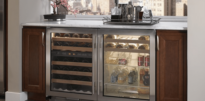 Best Undercounter Beverage Centers (Prices/Reviews/Ratings)