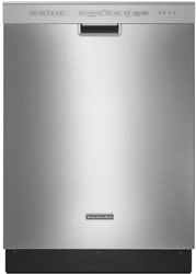 a comparison of kitchenaid, bosch and miele dishwashers (reviews