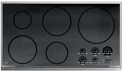 Wolf CT36I Induction Cooktop   $3,599