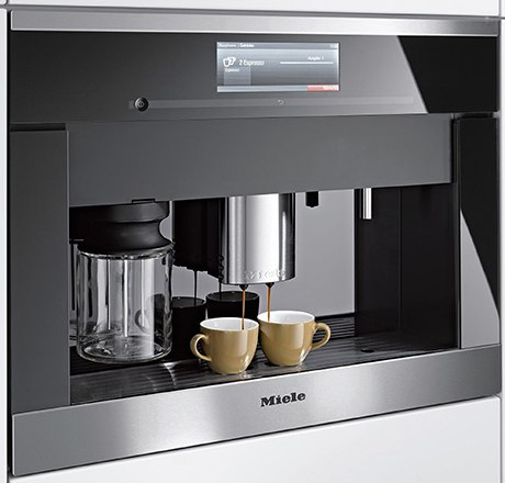 Plumbed Coffee Maker With Grinder : Best Luxury Wine, Humidors and Built-In Coffee Systems (Reviews/Ratings)