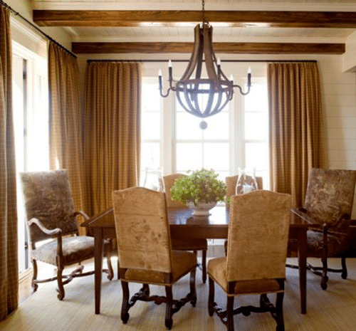 Netchandelier In Dining Room : love the website Houzz for ideas. As I looked at different kitchen ...