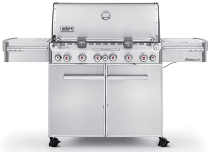 Weber S 660 >> Weber Genesis vs Summit BBQ Grills (Prices/Reviews/Ratings)