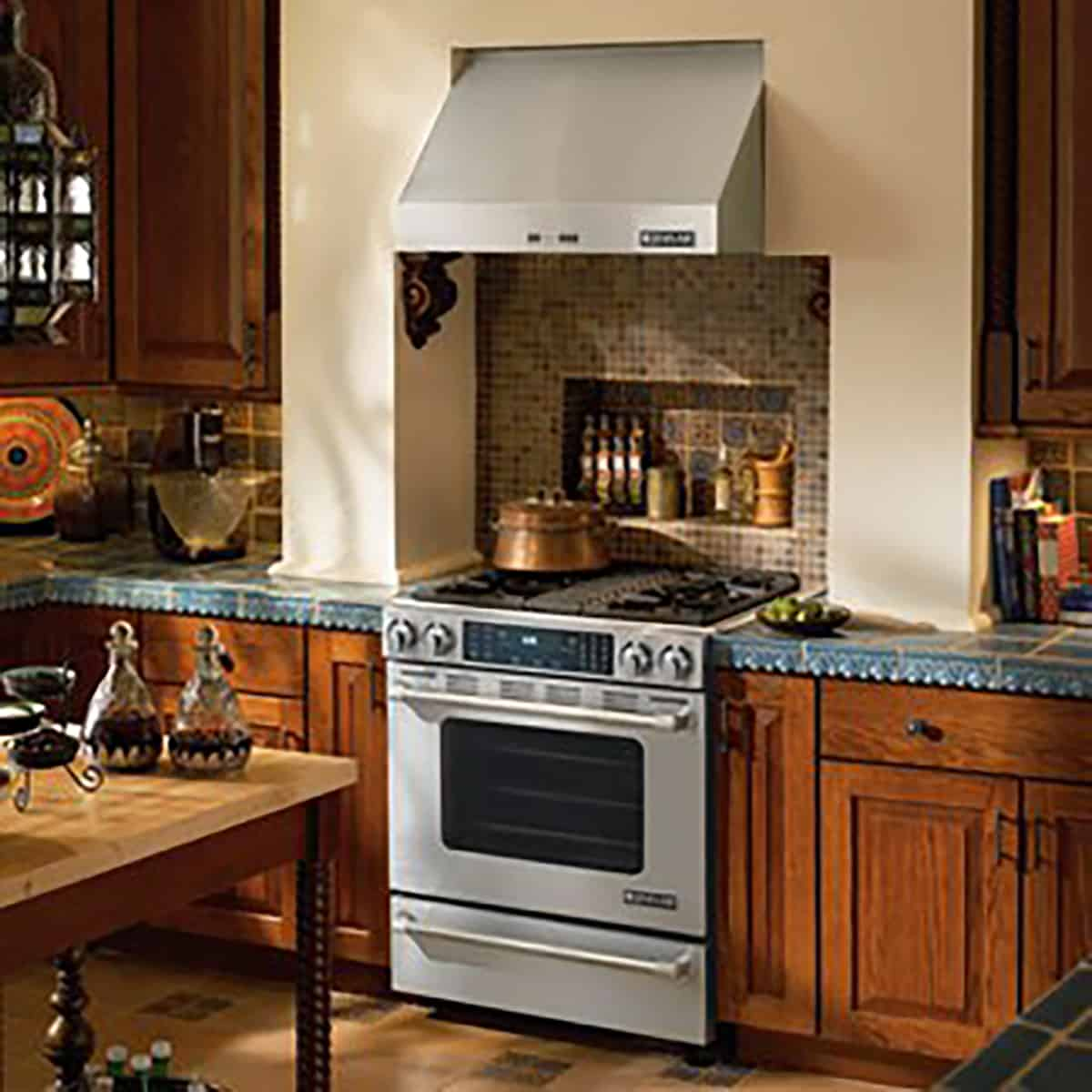 Kitchenaid Vs Jenn Air Slide In Gas Ranges Reviews