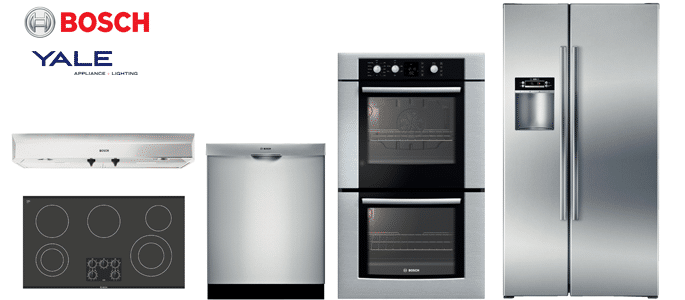 Appliance Packages Bosch Stainless Steel Appliance Package