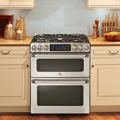 Electrolux Vs Ge Caf 233 Gas Slide In Ranges Reviews Ratings