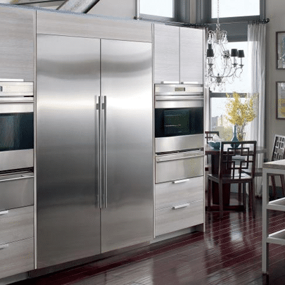 Liebherr Vs Subzero Integrated Refrigerator Columns