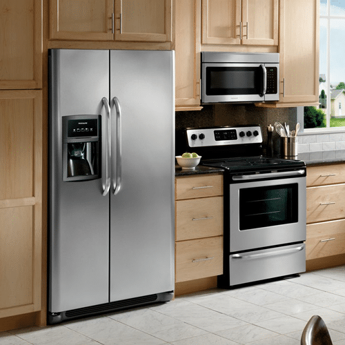 luxury kitchen appliance package