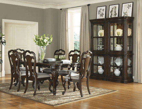 Traditional Style Lighting Dining Room