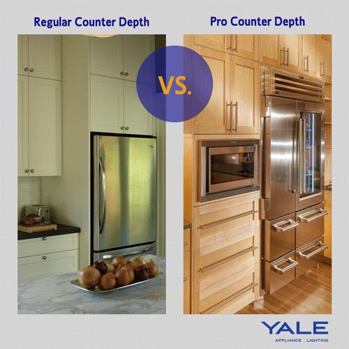 standard refrigerator depth and width 2