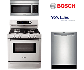 best bosch stainless kitchen appliance packages reviews