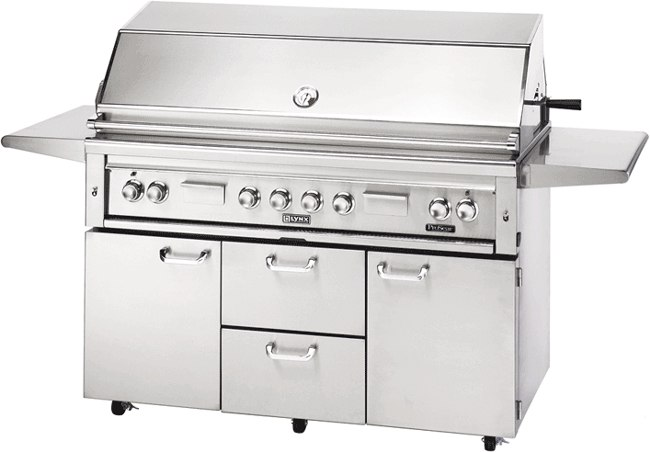 Best 54 Inch Professional BBQ Grills (Reviews/Ratings/Prices)