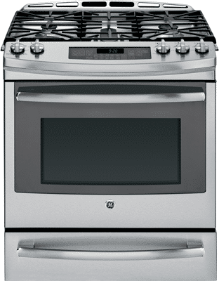 Bosch Countertop Stove : Bosch Benchmark vs. GE Profile Slide-In Gas Ranges (Reviews/Ratings ...