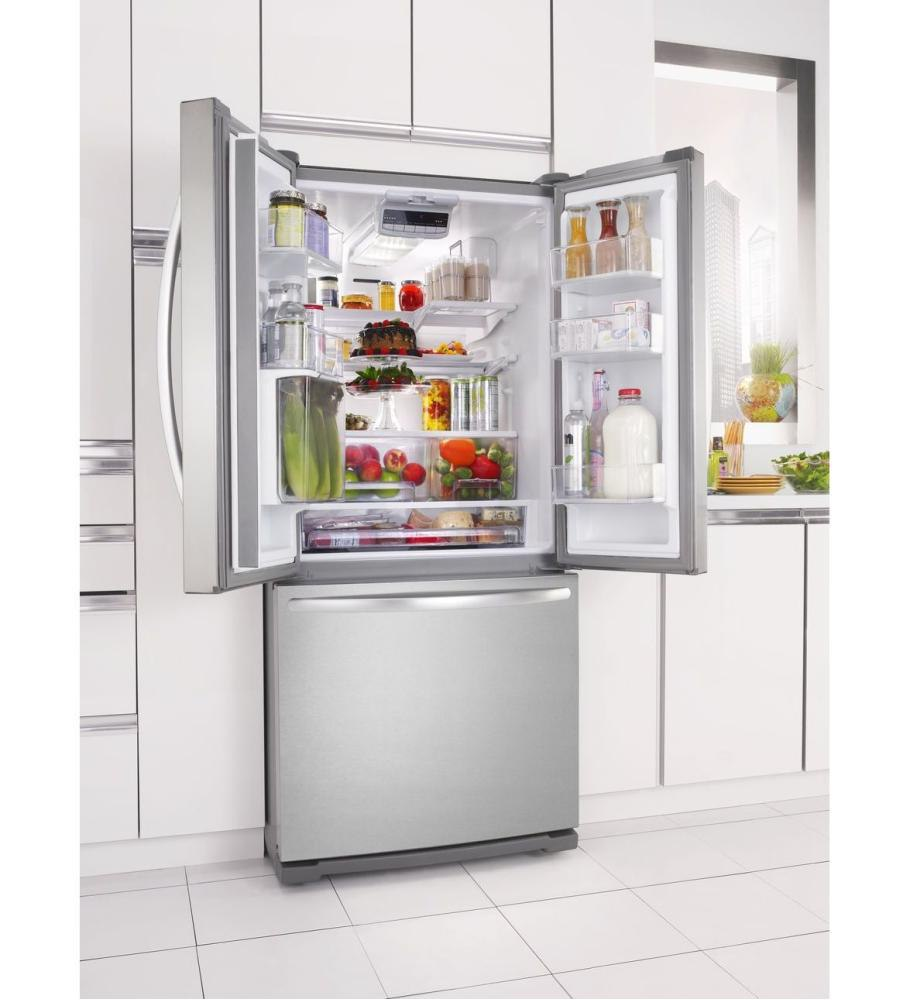 Best 30 Inch French Door Refrigerators (Reviews / Ratings