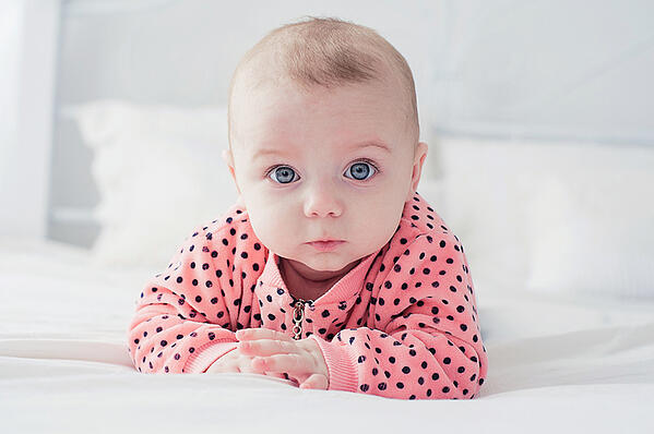 Vision therapy can help infants too.