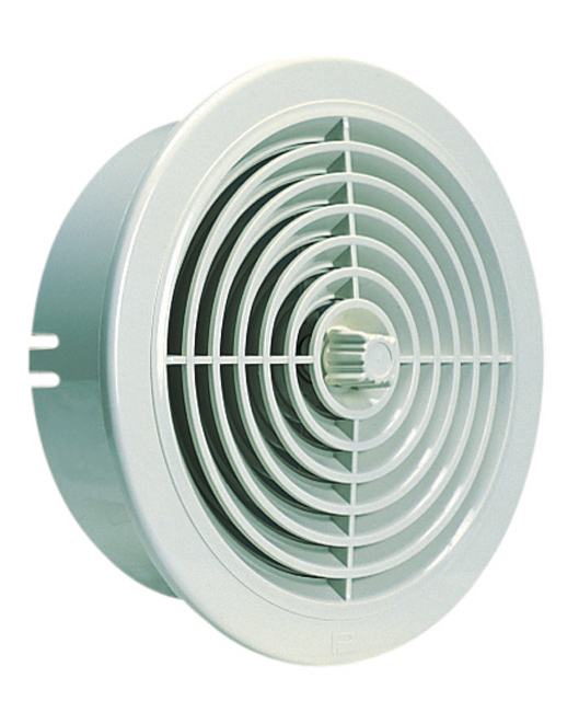Air Adjustable Plastic Vent