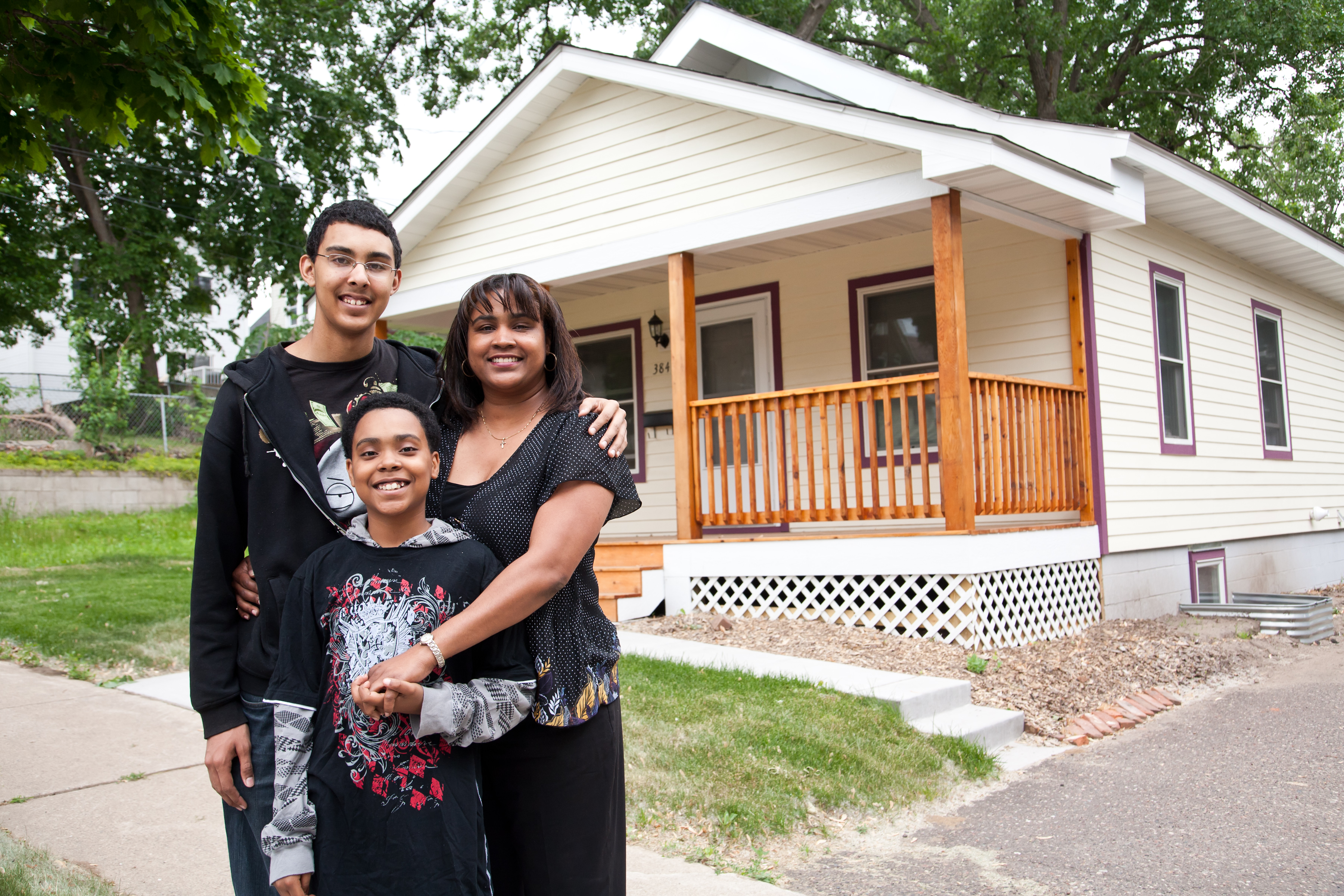 Read how Habitat for Humanity makes an impact for local Twin Cities families.