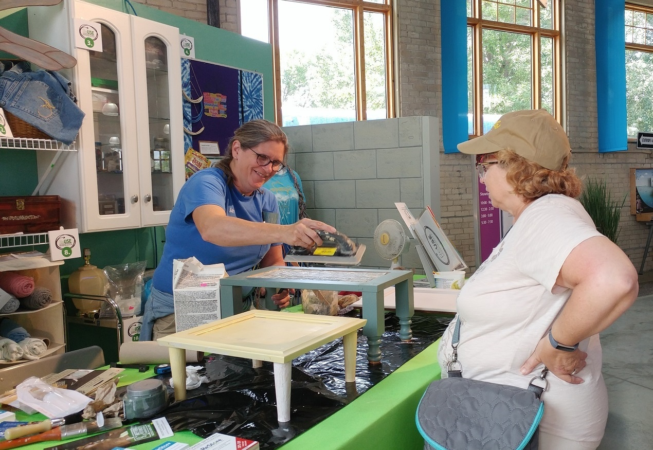 Meet Jan Hagerman: Assistant ReStore Manager and Resident DIY Expert