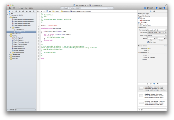 3. Common source files xcode resized 600