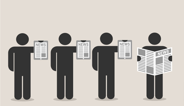 social media vs traditional media pdf