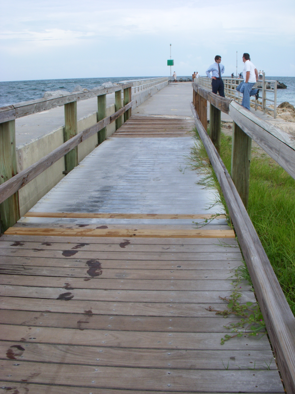 Jupiter boardwalk composite and timber test sections resized 600