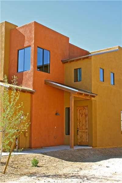 Unique New Homes in Tucson
