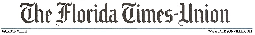 Florida Times Union Header