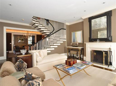Back Bay luxury condo on Commonwealth Ave