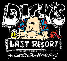 365 things to do in Boston Dick's last resort