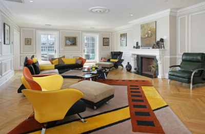 Beacon Street luxury home in boston