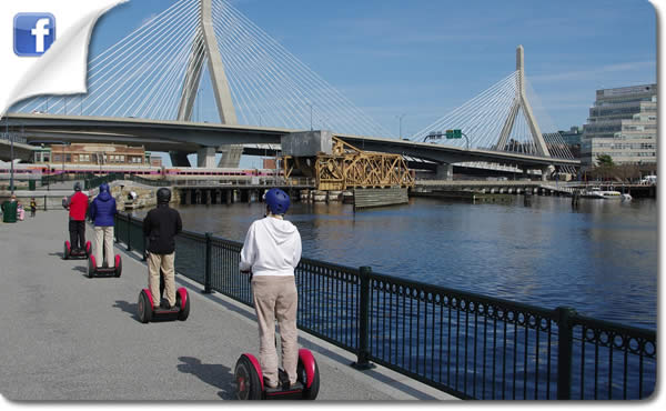 365 things to do in Boston segway tour